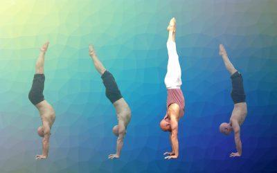 Handstand Shoulder Angles Explained